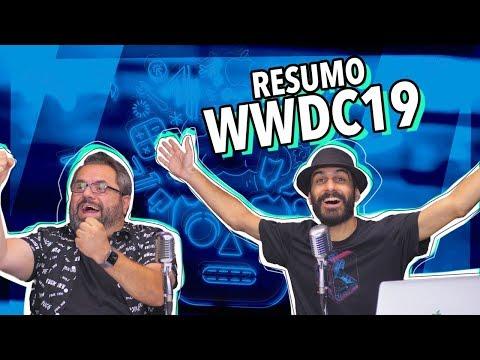 O MELHOR DO QUE ROLOU NA WWDC 2019!