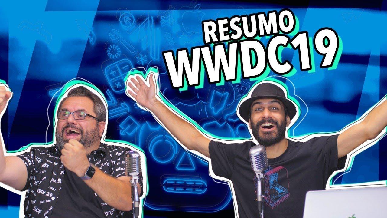 Download O MELHOR DO QUE ROLOU NA WWDC 2019!