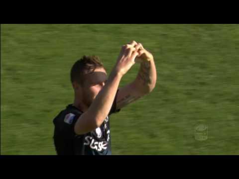 Il gol di Kurtic (45') - Atalanta - Genoa - 3-0 - Giornata 11 - Serie A TIM 2016/17