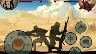 ОБЗОР НА ПЛАЗМЕННУЮ ВИНТОВКУ |Shadow Fight 2