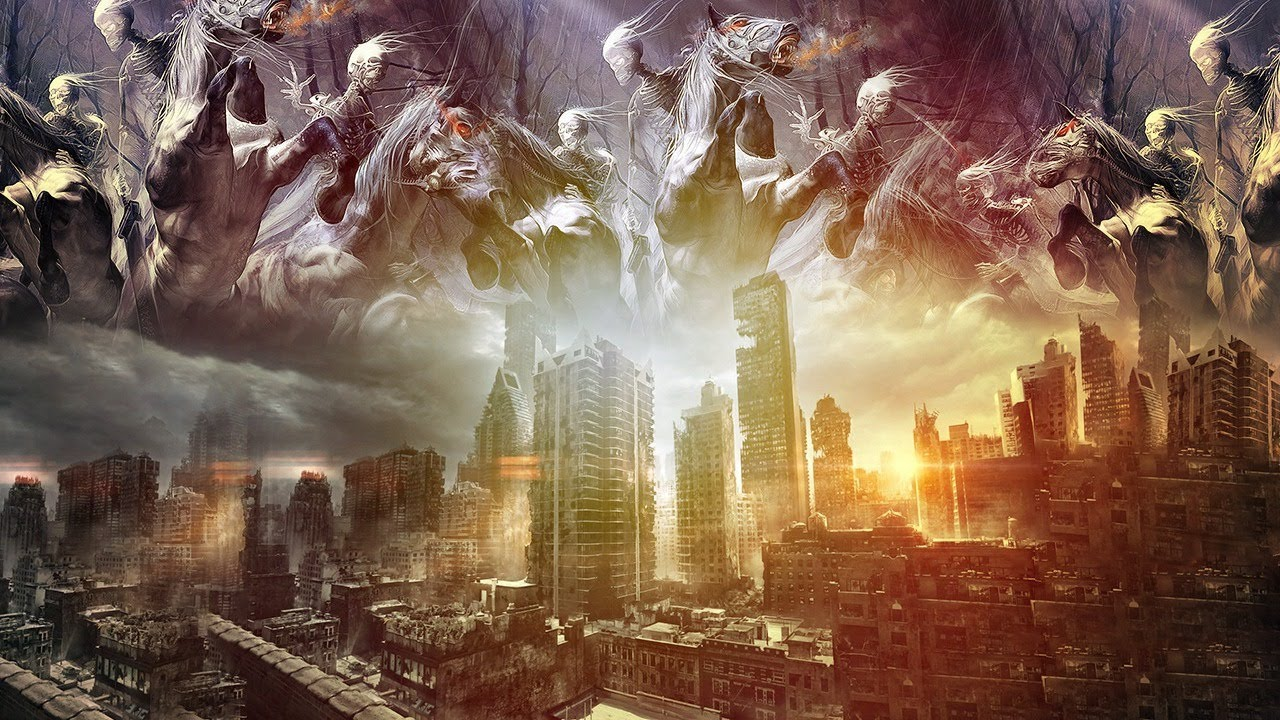 THE ARRIVAL OF THE FOUR HORSEMEN - Beware Of This Prophetic Event Yet To Come