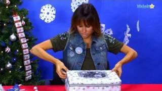 Homemade Christmas Gifts: Memory Box