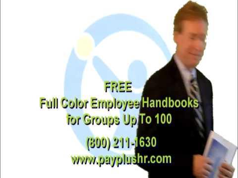Free Employee Handbook HR Outsourcing PEO Solutions Atlanta Georgia