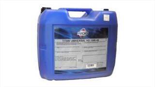 Моторное масло FUCHS TITAN UNIVERSAL HD 15W 40. Автомасло титан универсал 15в 40