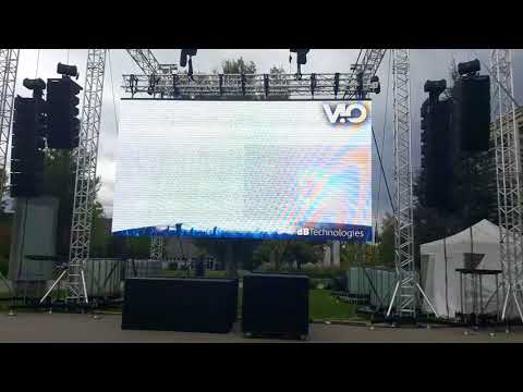 12x Vio L210 & 4x Vio S318 | dbTechnologies | Sound Test
