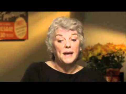 Tyne Daly discusses Mary Beth Lacey from Cagney and Lacey- EMMYTVLEGENDS.ORG