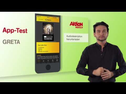 Apps im Test: GRETA (Deutsche Gebärdensprache)