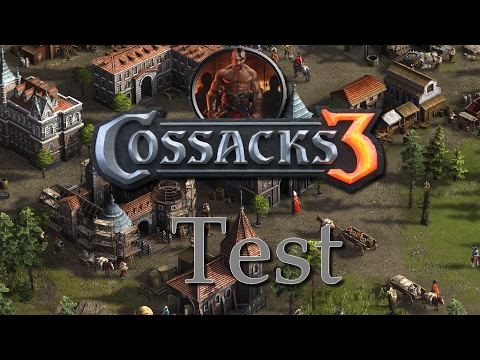 [FR] Vidéo TEST de Cossacks 3 by BKC Diamond