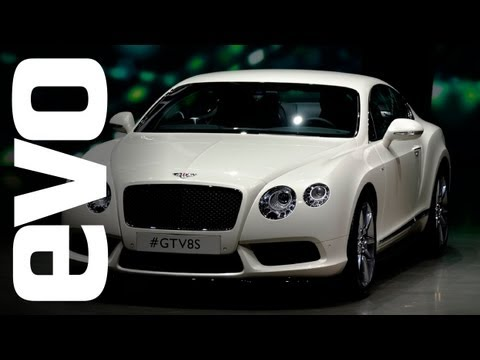 Bentley Continental GT V8 S: Frankfurt 2013 | evo MOTOR SHOWS