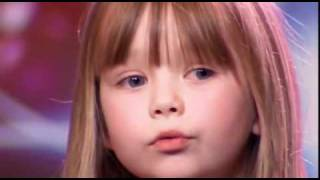 Connie Talbot Audition - Best Version and Full Story BGT