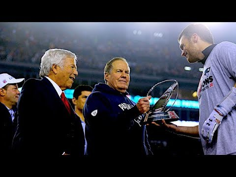 """""""Belichick"""" Author Ian O'Conor On The Future Of Patriots' Dynasty 