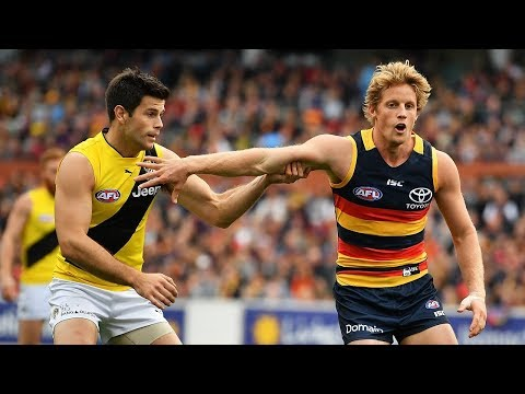 Adelaide Crows Vs Richmond Tigers 2017 Grand Final  Pump up video