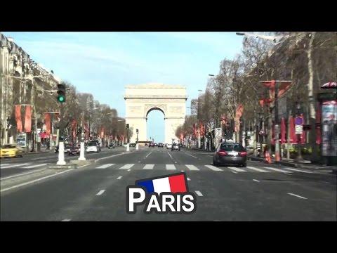FR / Paris Axe Central / Rivoli - Concorde - Champs Elysées - Etoile