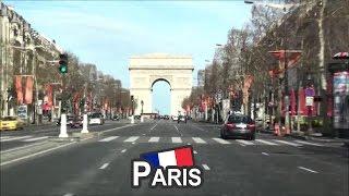 FR / Paris City Trip / Rivoli - Concorde - Champs Elysées - Etoile