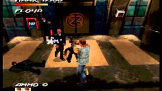 Fighting Force 64 Gameplay