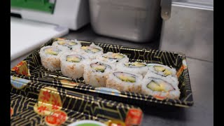 Nhinjo Sushi - Fast, fresh and ready to franchise