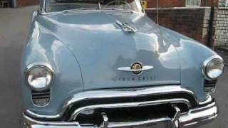 TAFC Oldsmobile Rocket 88 1949  first look