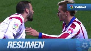 Resumen de Sevilla FC (0-0) Atlético de Madrid