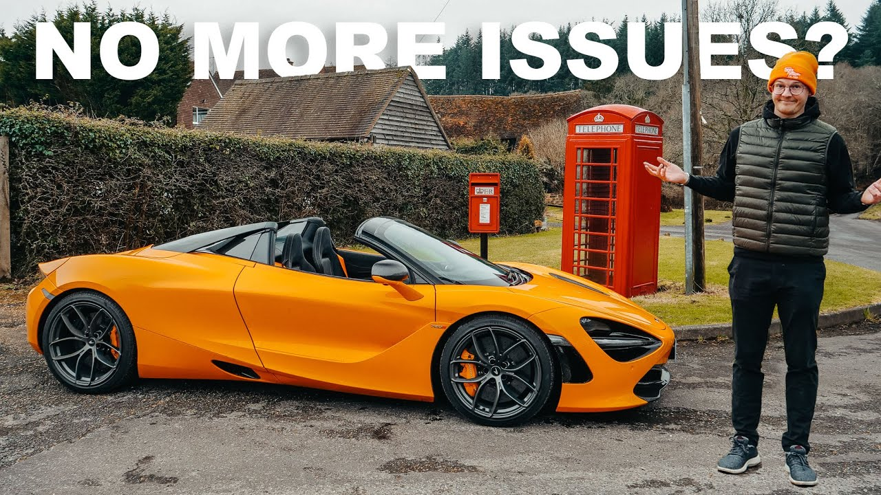 Have McLaren Finally Fixed Their Issues?