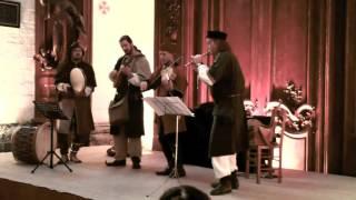Saltabraz Cantiga de Santa Maria Par Deus Muit A Gran Vertude