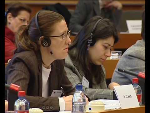 European Agenda: 16. March 2009