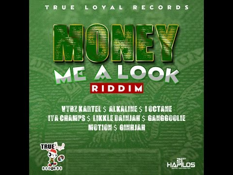 MONEY ME A LOOK RIDDIM MIX FT. DEMARCO, VYBZ KARTEL, ALKALINE & MORE {DJ SUPARIFIC} APR 2015