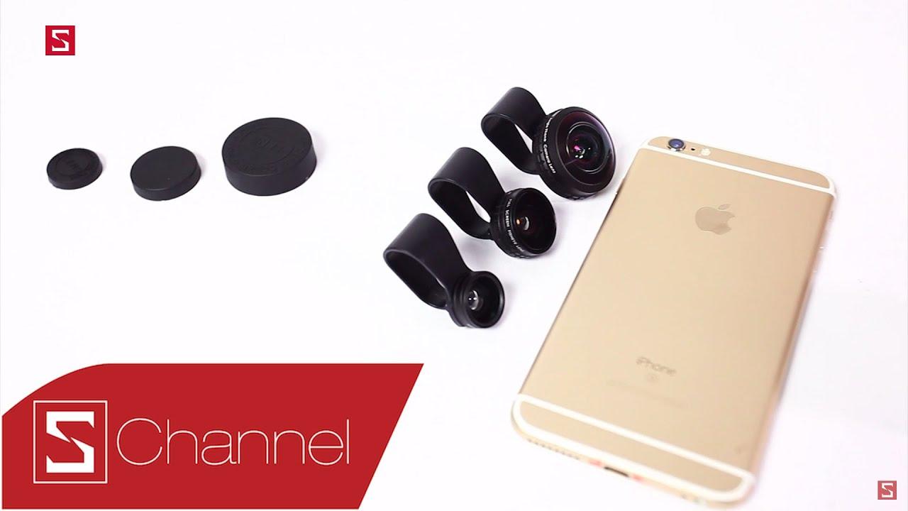 Schannel - Trên tay ba lens dành cho iPhone từ Aukey: Công cụ hiệu quả giúp bạn chụp hình đẹp hơn