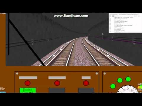 [openBVE] C651 Set 219-220 on City Express...