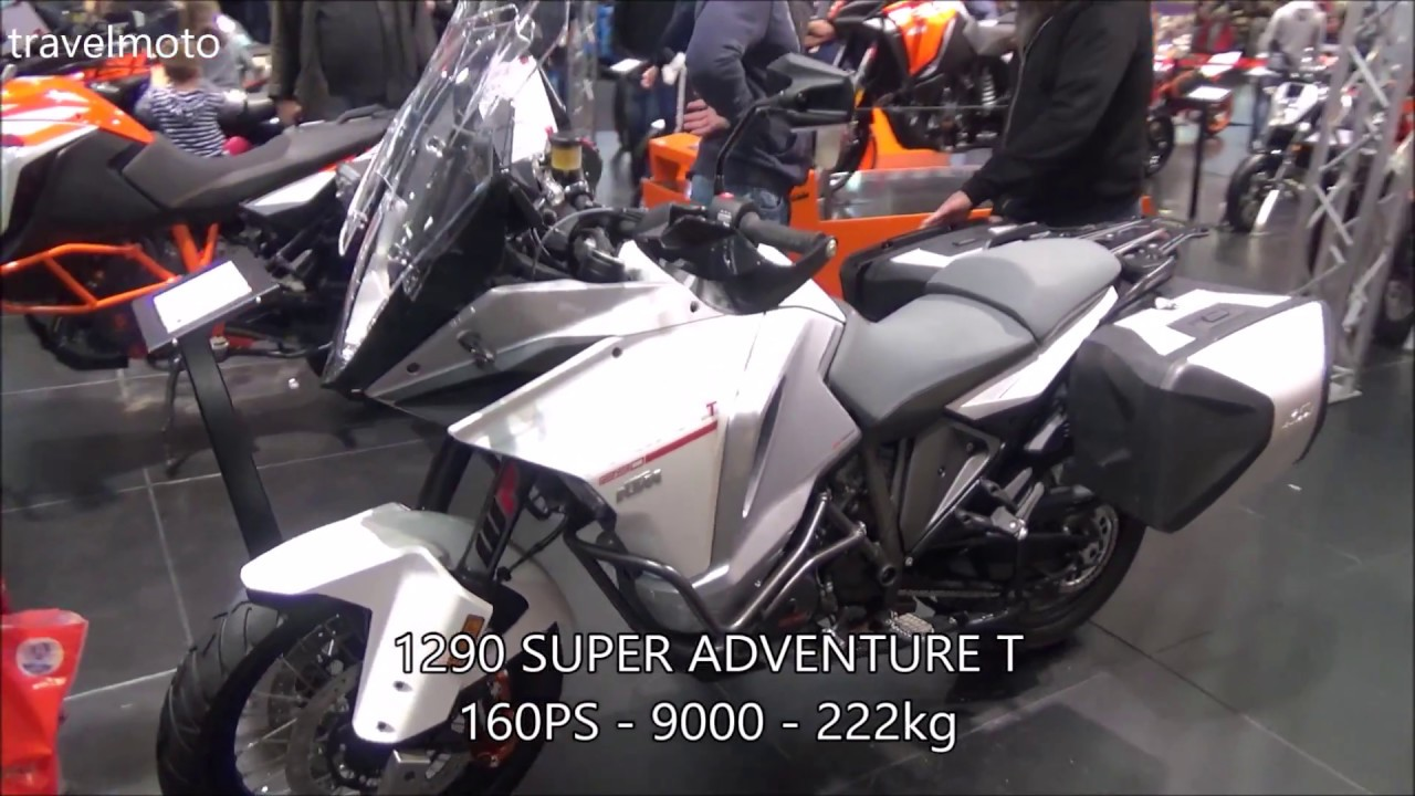 the new 2017 ktm 1290 super adventure t youtube. Black Bedroom Furniture Sets. Home Design Ideas