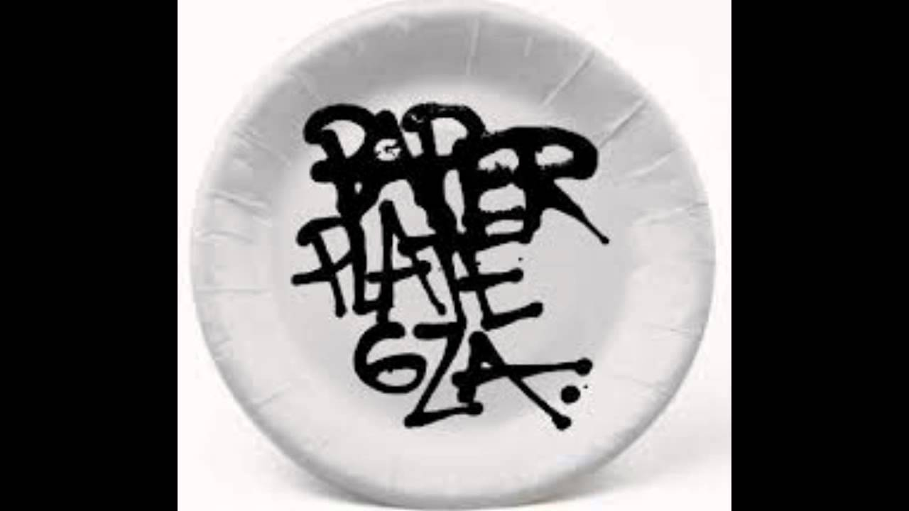 GZA - Paper Plate (HD) (50 Cent Diss)  sc 1 st  YouTube & GZA - Paper Plate (HD) (50 Cent Diss) - YouTube