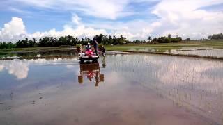 FITCorea Riding Rice Transplanter