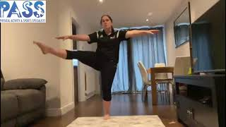 PASS HOME LEARNING YEAR 1-2 GYMNASTICS LESSON 6
