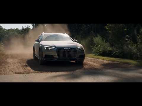 Лучшая Audi для отжига на природе