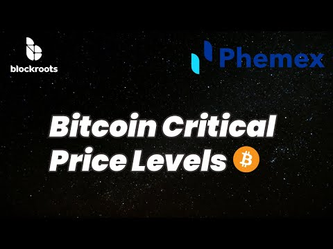 Bitcoin Price Key Levels That Must Hold! – Our New Exchange in 2020: Phemex