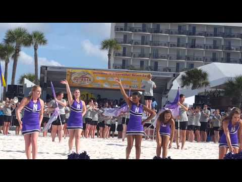 Outback Bowl Clearwater Beach Day