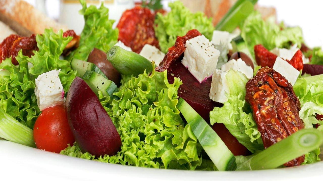 Image result for Salad rau trộn