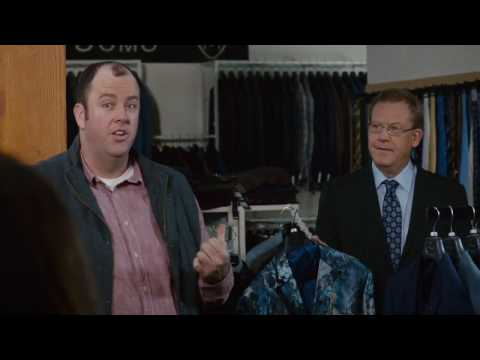 Toby Buys A Jacket in