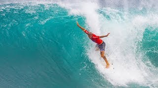 Frederico Morais Reigns Supreme: Azores Airlines Pro Highlights