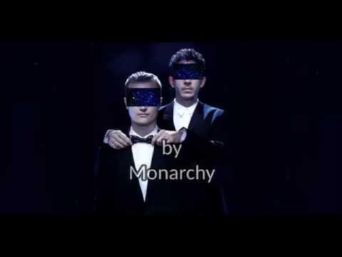 Monarchy The Beautiful Ones lyrics