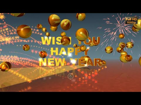 Happy New Year 2019 Wishes,Whatsapp Video,New Year Greetings,Animation,Message,Ecard,Download