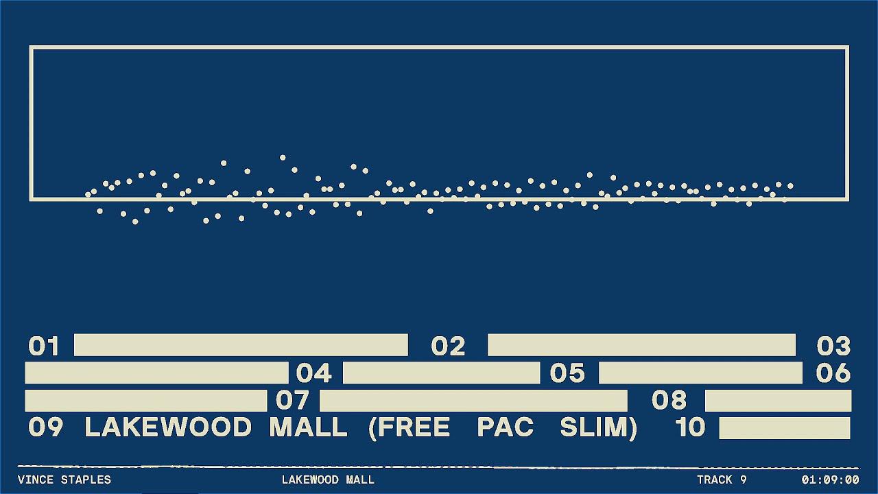LAKEWOOD MALL (Visualizer)