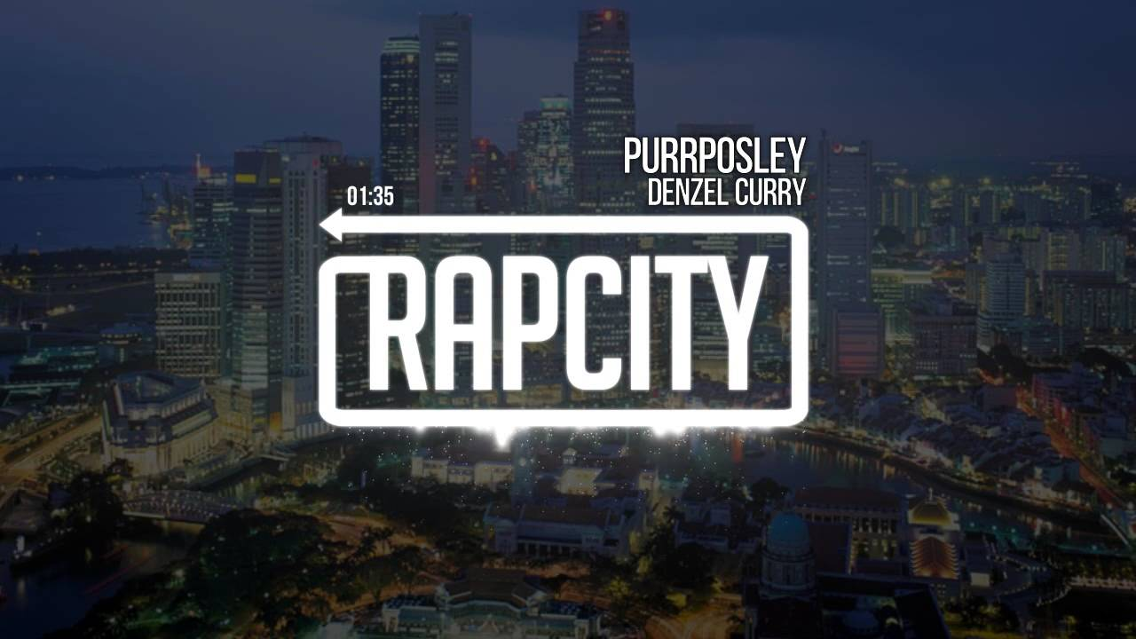 Denzel Curry - PURRPOSLEY (Prod. By Sango)