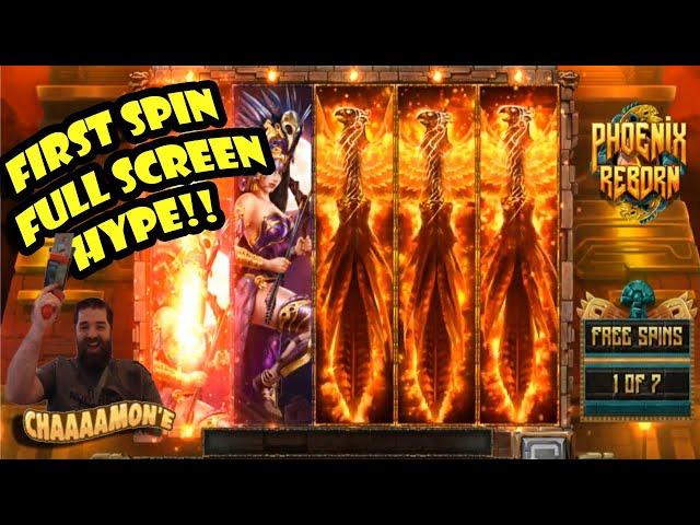 New PlayNgo slot Phoenix Reborn HUGE hit!!!