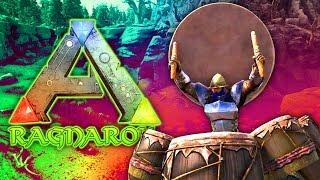 Dinosaur Drum Whisperer - ARK: RAGNAROK SURVIVAL (DLC)(EP.2)