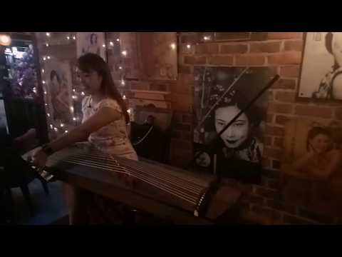Despacito guzheng cover by jwen Ng