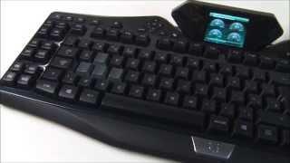 Обзор игровых клавиатур Logitech G510s и G19s