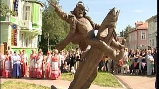 Памятник Сене Малине(, 2014-06-25T08:45:06.000Z)