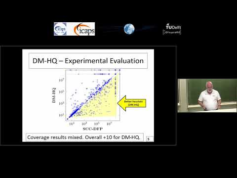 "ICAPS 2018: Robert Holte on ""MS-Lite: A Lightweight, Complementary Merge-and-Shrink Method"""