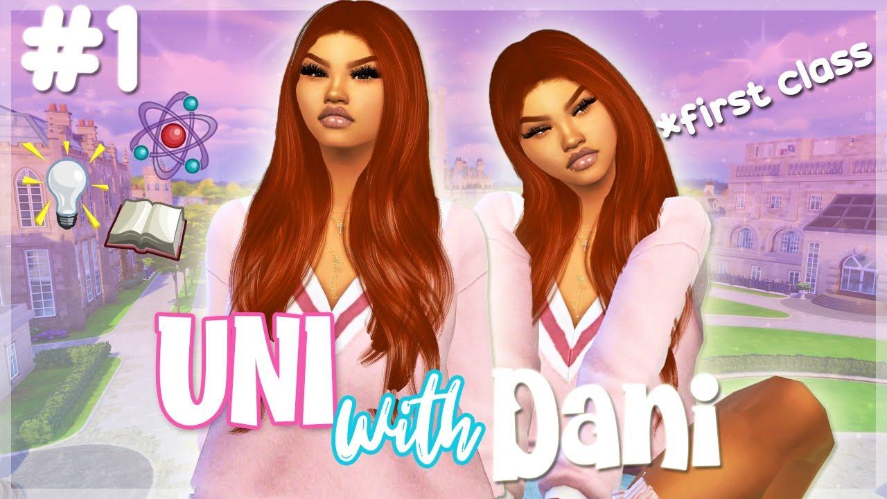 **NEW LP** New Beginnings💗📚 // Sims 4: Uni with Dani {#1}