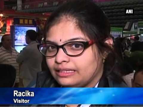 Kashmir stall a hit at Delhi trade and travel fair